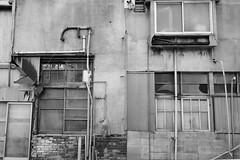 Shinjo 6 (peaceblaster9) Tags: town street yamagata japan sony rx100m3 blackandwhite bnw bw blackwhite 新庄 山形 モノクローム 白黒 shinjo