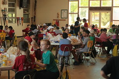 Davies Hall - our dining hall