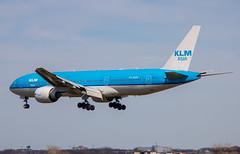 KLM / Boeing 777-206(ER) / PH-BQM / YUL (tremblayfrederick98) Tags: b777 777 boeing boeing777