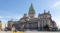 Palace of the Argentine National Congress (ruukivi) Tags: 2019 argentiina argentina buenosaires lõunaameerika march palaceoftheargentinenationalcongress patagonia patagoonia southamerica congress linn märts palee reis town trip