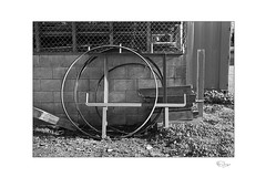 Geometrics (radspix) Tags: canon t90 vivitar komine series 1 f2535 macro focusing zoom kentmere 100 pmk pyro