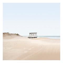 Privileged (Artery-Crea) Tags: hut sea sand beach seaside colourphotography landscapephotography winter france longexposure fineartphotography juliencarcano