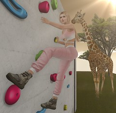 Great Friends (Rose Sternberg) Tags: liz shape for genus bento project baby face head maitreya lara body second life event may 2019 truth hair horizon uber group gift fashion style styling scandalize rop pants vanity native urban bohmer sneakers vip wetcat the clim climbing pop pose fair giraffe luxx