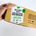 Pack of ten vegan, soy-free and gluten-free Beyond Meat burger patties