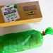Zehn veganische glutenfreie Beyond Meat Burger-Pastetchen in grüner Packung