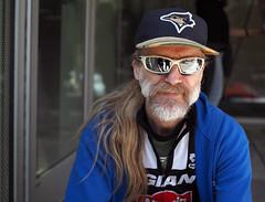 Robert (jeffcbowen) Tags: robert toronto street portrait hat glasses shades sunglasses thehumanfamily mytoronto photography homelessness poverty veahavta