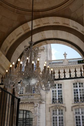 La vie comme à Bordeaux, passage du Grand Hôtel, cours de l'Intendance, Bordeaux, Gironde, Nouvelle-Aquitaine, France.