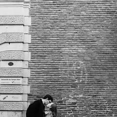 Université du temps libre (video h) Tags: rue 2019 hugues amsler toulouse amoureux baiser street photography