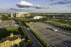 NRG Stadium Skyline (Mabry Campbell) Tags: 2019 8620smain brock dji harriscounty houston mabrycampbell may nrgstadium texas usa aerial image photo photograph sports stadium venue