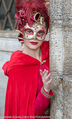 Model(s) at the 2019 Carnevale di Venezia - 2nd Saturday (Alaskan Dude) Tags: travel europe italy venice venise venezia venedig carnevale 2019carnevaledivenezia carnevaledivenezia people portrait portraits costumes masks