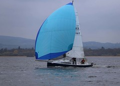 to the lee mark (antrimboatclub) Tags: spinnaker atlantic challenge antrimboatclub boat sail sailing ireland sixmilewater loughneagh antrimbay antrim