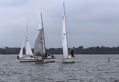room at the mark (antrimboatclub) Tags: spinnaker atlantic challenge antrimboatclub boat sail sailing ireland sixmilewater loughneagh antrimbay antrim