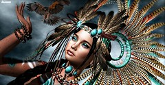 ╰☆╮Indian Spirit╰☆╮ (яσχααηє♛MISS V♛ FRANCE 2018) Tags: dselles irrisistible thegachagarden lushposes genusproject blog blogger blogging bloggers bento beauty virtual woman avatar artistic art appliers events roxaanefyanucci topmodel poses photographer posemaker photography portrait pileup models modeling lesclairsdelunedesecondlife lesclairsdelunederoxaane girl glamour glamourous indian native fashion flickr france firestorm fashiontrend fashionable fashionindustry fashionista fashionstyle designers secondlife sl slfashionblogger shopping styling style