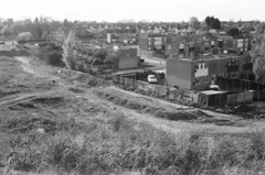 06 Hatfield, South Yorkshire (I ♥ Minox) Tags: film 2019 olympus om1 om1n olympusom1n olympusom1 om1072 hp5 ilford ilfordhp5plus 400asa ilfordhp5 colliery hatfieldcolliery coal coalmining mine mining