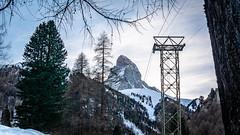 Mont Cervin (A.Orabona) Tags: montagne sky tree snow neige arbre montcervin mont cervin