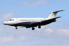 BAC111.N164W-11 (Airliners) Tags: northropgrumman bae bac111 baebac111 bac 111401 private corporate bwi n164w 5619