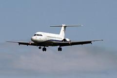 BAC111.N164W-10 (Airliners) Tags: northropgrumman bae bac111 baebac111 bac 111401 private corporate bwi n164w 5619