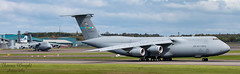 USAF C-5 Super Galaxy (Thomas Wraight) Tags: usaf usairforce usamilitary usmilitary aviation aircraft flight warbirds military militaryaircraft combataircraft combat jet cargotransport trooptransport strategicairlift tacticalairlift militarytransport c5 c5galaxy c5supergalaxy galaxy supergalaxy lockheed photography picture capture canon digital digitalphotography canon70d thomaswraight thomaswraightphotography prestwick prestwickairport ayr ayrshire glasgowprestwick