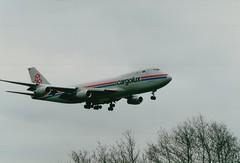 Boeing 747-400F Cargolux Airlines International LX-RCV. (alex kerr photography) Tags: boeing 747400f cargolux queenoftheskies aircargo egcc manchesterairport planespotter aviation