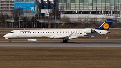 Bombardier CRJ-900LR D-ACKL Lufthansa CityLine (William Musculus) Tags: plane spotting aviation airplane munich flughafen airport eddm muc dackl lufthansa cityline bombardier crj900lr cl6002d24 dlh lh clh canadair regional jet cl crj900 william musculus