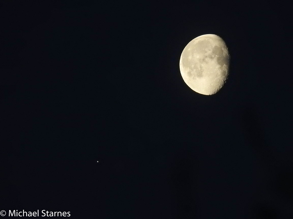 The World's Best Photos of conjunction and moon - Flickr