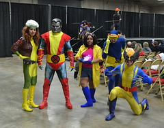 "Wizard World Madison 2018 (Vinny Gragg) Tags: costume costumes cosplay marvelcomics marvel marveluniverse ""uncannyxmen"" xman xmen mutant mutants prettygirls prettywoman sexywoman girl girls woman madisonwisconsin"" madison wisconsin superheroes superhero comics comicbooks comicbook villian villians supervillian supervillians wizardworldcomiccon wizardworld comiccon chicagocomiccon comiccon2018 wizardworldcomiccon2018 rogue colossus jubileecyclops jubilee cyclops wolverine"