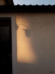 reflections, light and shadows (mknt367 (Panda)) Tags: reflections shadows eveningsun streetlamp
