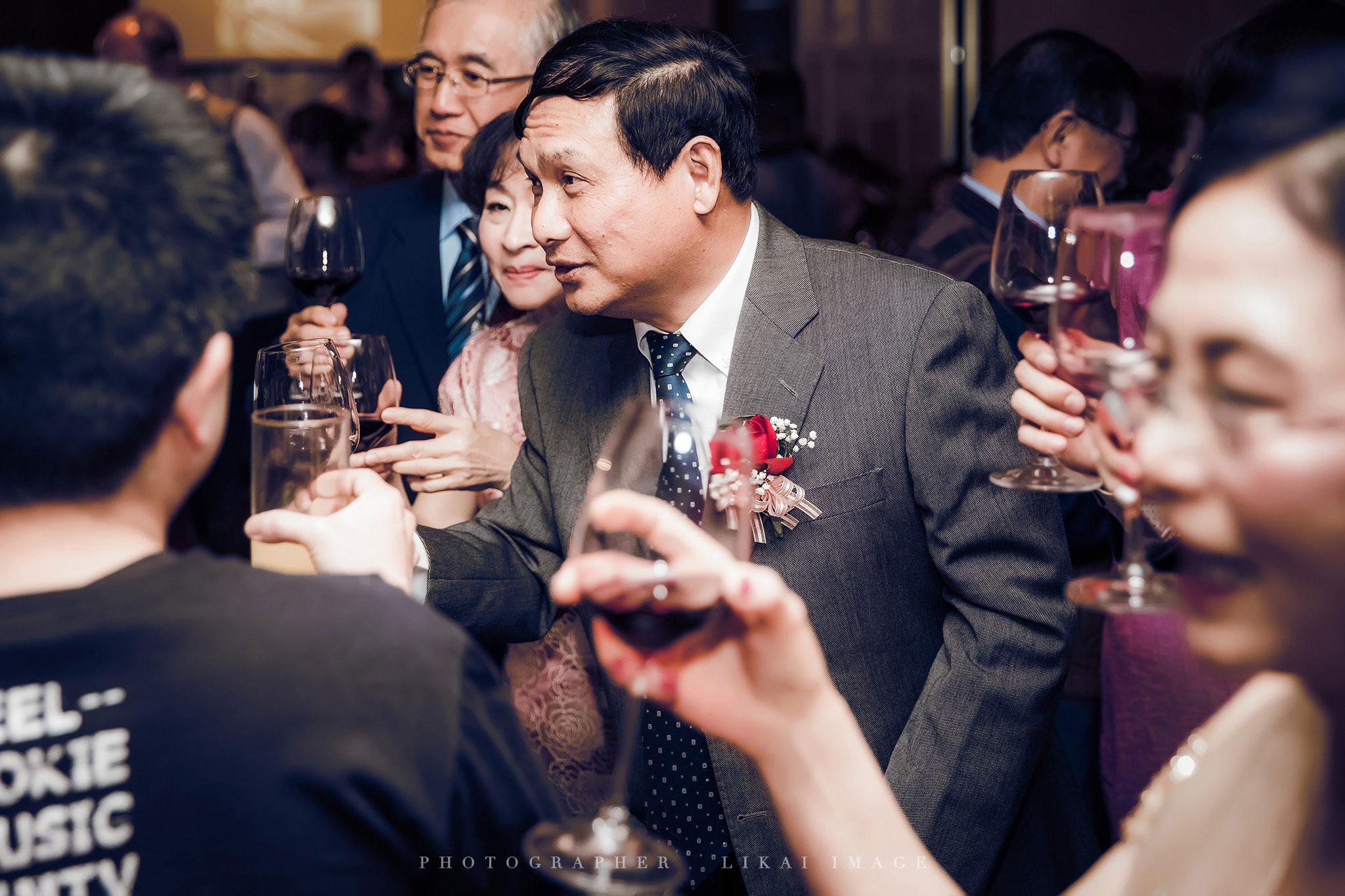 婚禮紀錄 - 芷恩 & 冠志 - 國賓大飯店