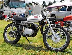 Yamaha DT-1 (Lee Sutton) Tags: vintage motorcycle bike dirt yamaha dt1 2stroke