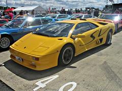 474 Lamborghini Diablo SV (1997) (robertknight16) Tags: lamborghini italy italian 1990s diablo diablosv superveloce minram gandini gale chrysler silverstoneclassic lam1r