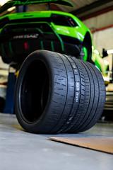Huracan Performante Green (Regal Autosport) Tags: huracan green nurburgring track setup pirelli brake lines wheel alignment geometry