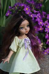 4H5A5357 (Yumi♡) Tags: bjd doll garden yumistudio spring flowers glacedolls 2019 yellowdress