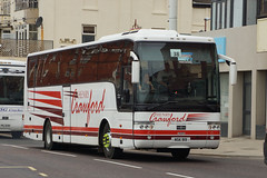 Crawford, Neilston (SW) - NSK 919 (YJ05 PXT, LKU 734, YJ05 PXT) (peco59) Tags: nsk919 yj05pxt lku734 vdl daf sb4000 vanhool alizee coaches crawfordneilston psv pcv henrycrawford coach crawfordscoaches photo gallowaymendlesham gallowayscoaches bullpytchley rbtravel