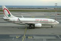 CN-RNR   NCE (airlines470) Tags: msn 28986 ln 519 b7377b6 737 737700 ram royal air maroc nce airport cnrnr