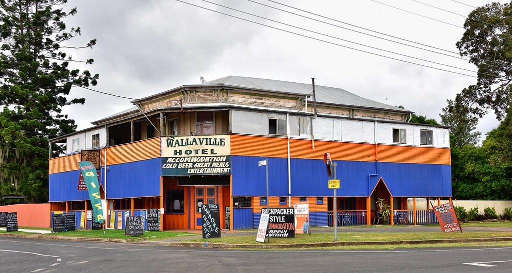 Wallaville Hotel