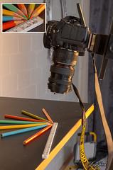 "Making of ""Pastel"". (Digifred.nl) Tags: macromondays pastel digifred 2019 makingof nederland netherlands pentaxk5 hmm macro macrophotography closeup kleurpotloden coloredpencils tokina2870 extensionring"
