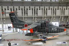 SNIN MEIWA UF-XS 9911 JMSDF (shanairpic) Tags: military flyingboat shinmeiwaufxs museum gifu jmsdf 9911 sa16albatross 149822