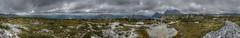 Tasmania, Mt Cradle National Park 360° (Yannick Butenschøn) Tags: fujifilm xc15145 xe3 australia tasmania mount cradle hugin luminance