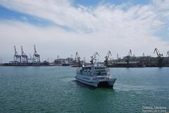 Одеський порт, Одеса, травень 2019 InterNetri Ukraine 268