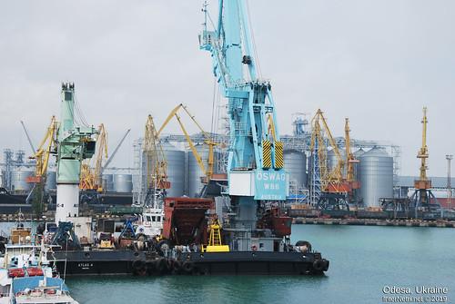 Одеський порт, Одеса, травень 2019 InterNetri Ukraine 239