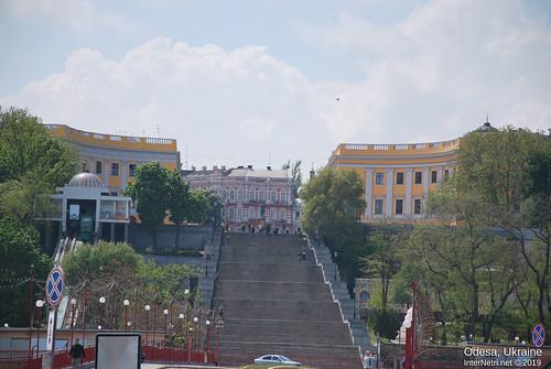 Потьомкінські сходи, Одеса, травень 2019 InterNetri Ukraine 321