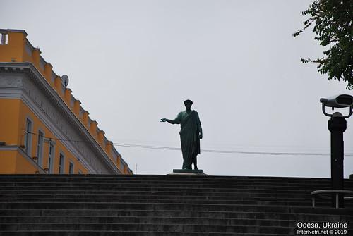 Потьомкінські сходи, Одеса, травень 2019 InterNetri Ukraine 317