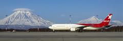 IKAR (Pegas Fly) Boeing 767-38A(ER) VP-BDI (Zhuravlev Nikita) Tags: 767 boeing ikar pegas uhpp elizovo kamchatka spotting