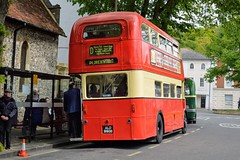 RM1990 ALD990B (PD3.) Tags: rm1990 rm 1990 ald990b ald 990b aec routemaster reading bus buses psv pcv hampshire hants england uk fokab friends king alfred day winchester broadway cattle market station 2019