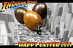 Indiana Jones Easter 2019 (messerneogeo) Tags: messerneogeo easter 2019 lego indiana jones
