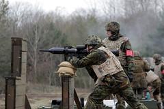 Schießen mtt dem Schießgerät Panzerfaust 3 (Landesgruppe Brandenburg) Tags: ausbildung panzerfaust pzfst3 reservisten reservistenverband bundeswehr schiesen schiesgerät