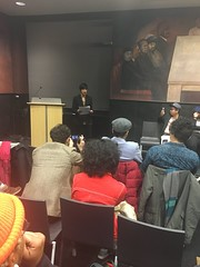 Ashna reading (olive witch) Tags: 2019 abeerhoque indoors mar19 march night nyc reading