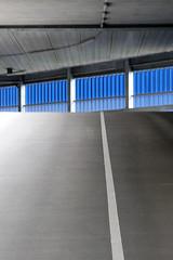 Ramp (Lugarplaceplek) Tags: ramp parking ikea blue