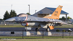 84-1264/FW F-16C Indiana Air National Guard (Anhedral) Tags: 841264 fw generaldynamics f16 f16c fightingfalcon fighter 122fw preserved 358thfightergroup fortwayneangb indianaang