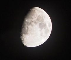 Moon Sunday 14 April 2019 at 22.47 (Artybee) Tags: moon sunday 14 april 2019 first quarter 65